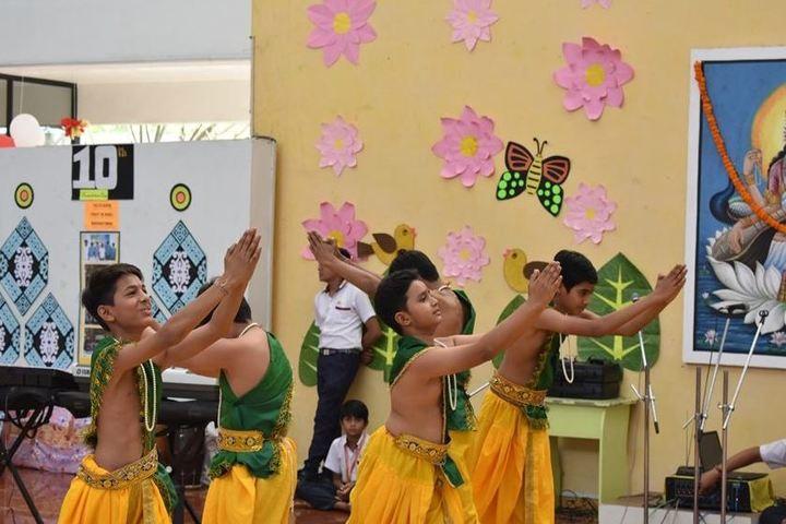 Tapovan International School-Dance