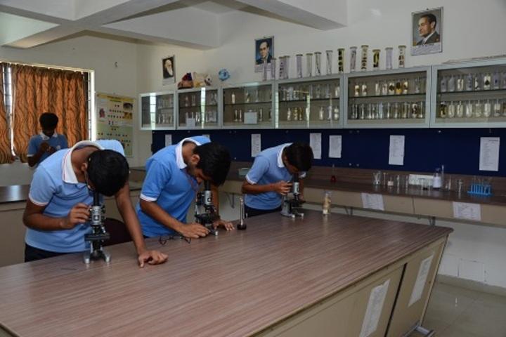 Tapovan International School-Science Lab