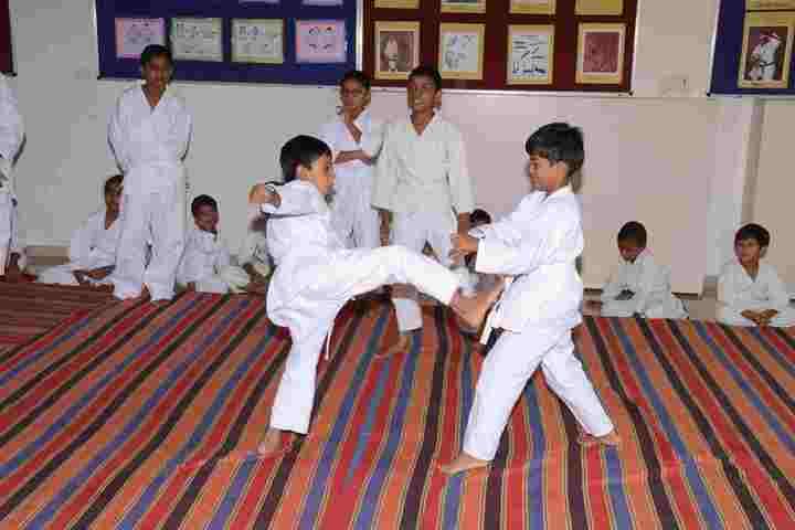 Tapovan International School-Self Defence