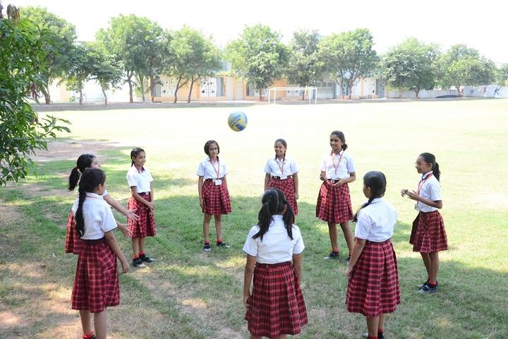 Tapovan International School-Sports