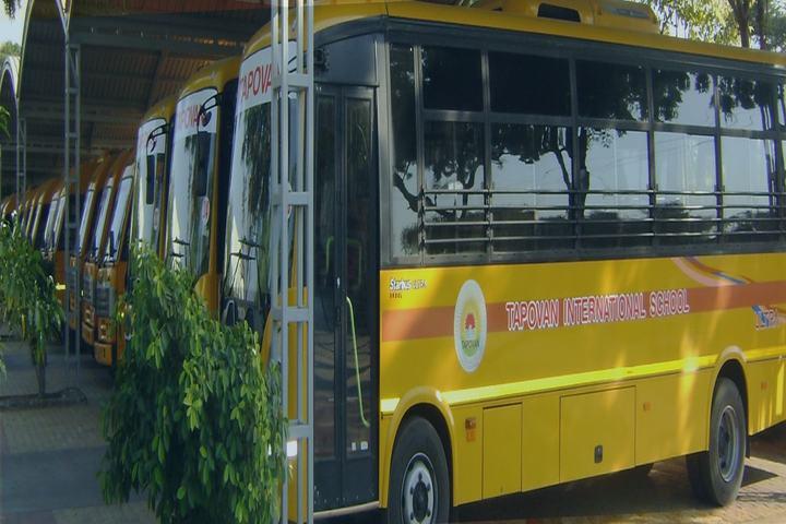 Tapovan International School-Transport