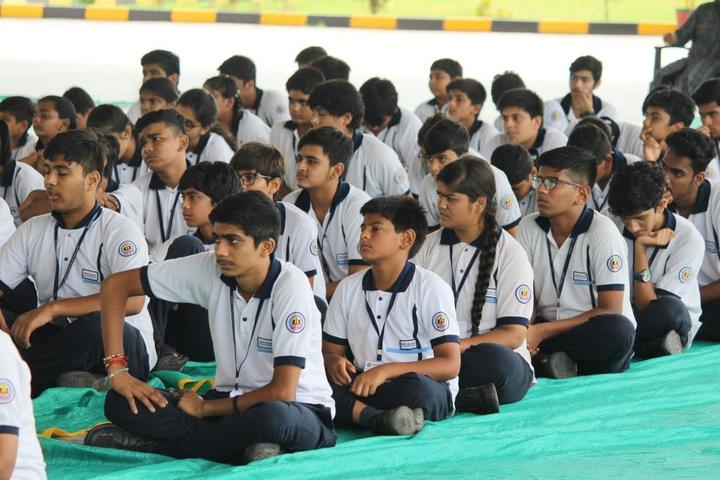 Tapti Valley International School-Students