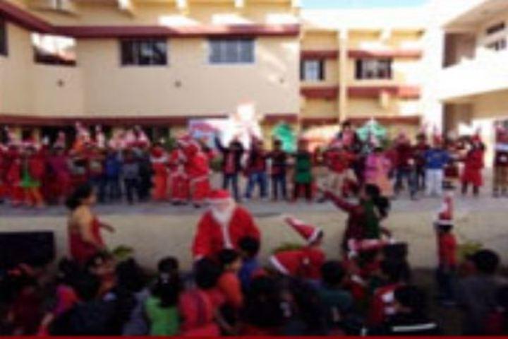 The Aditya Birla Public School-Christmas Celebration