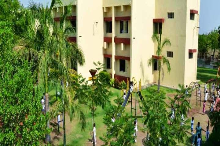 The Aditya Birla Public School-Play Area