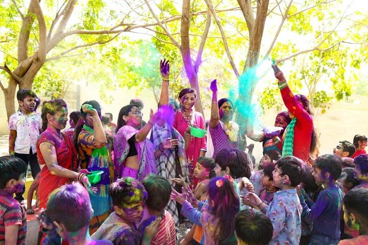 The Mothers International School-Festival Celebrations