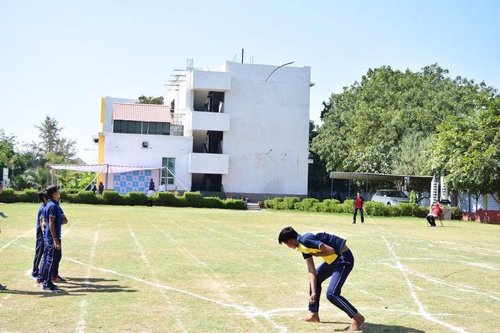 The Mothers International School-Play Ground
