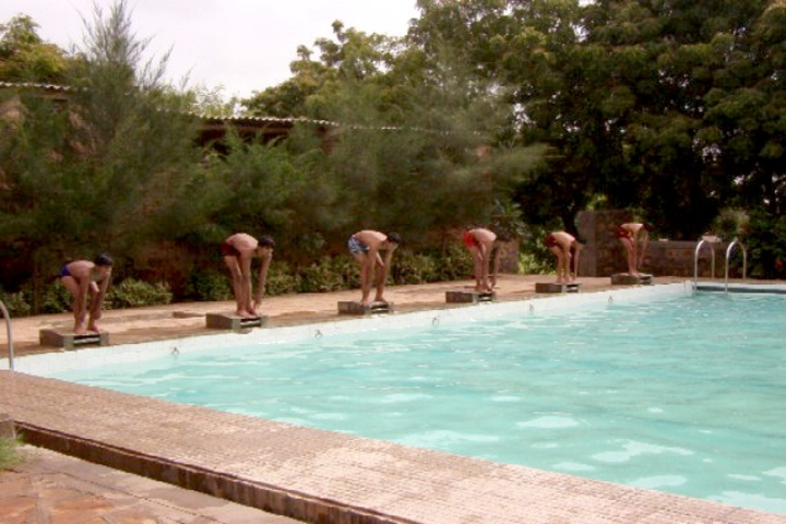 The White Eagle School-Swimming Pool