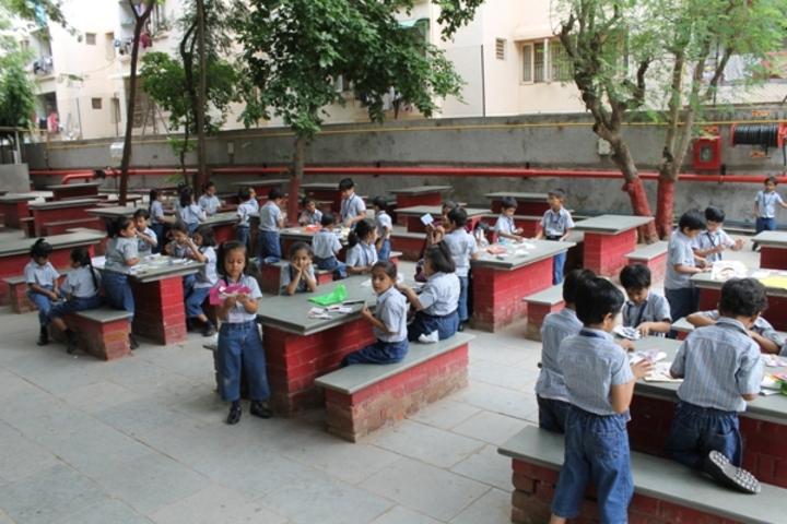 Udgam School For Children-Arts and craft