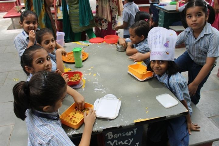 Udgam School For Children-Canteen