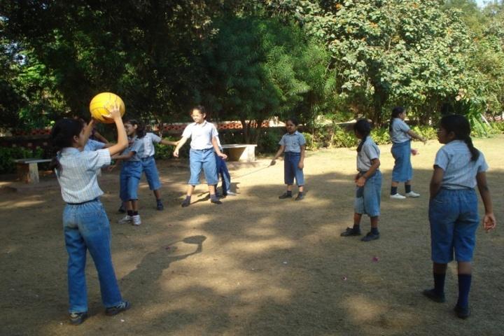 Udgam School For Children-Sports