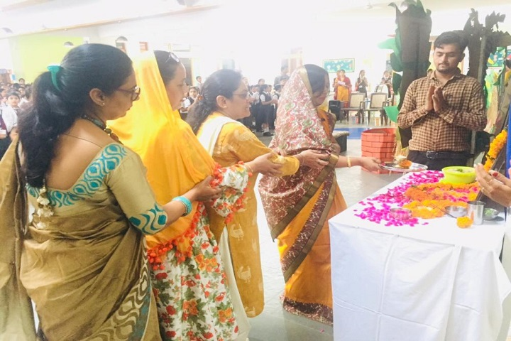 Unnati English Academy-Festival Celebration