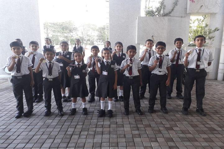 Unnati English Academy-Olympiad