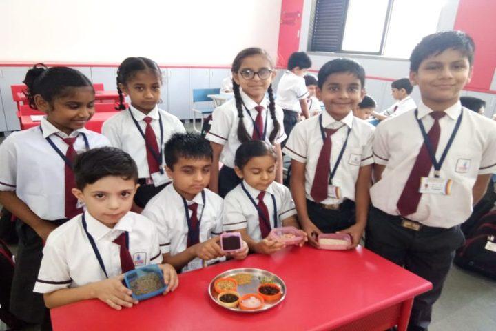 Unnati English Academy-Students