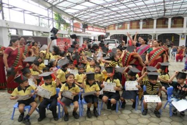 Urmi School-Convocation Day
