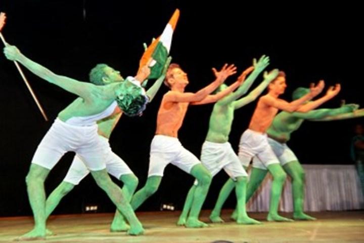 Urmi School-Dance