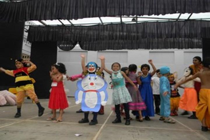 Urmi School-Fancy Dress