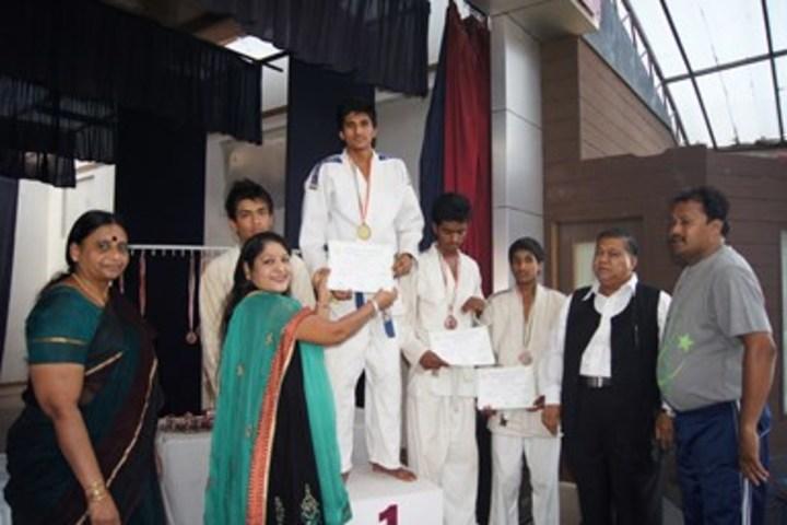 Urmi School-Karate Acheivement