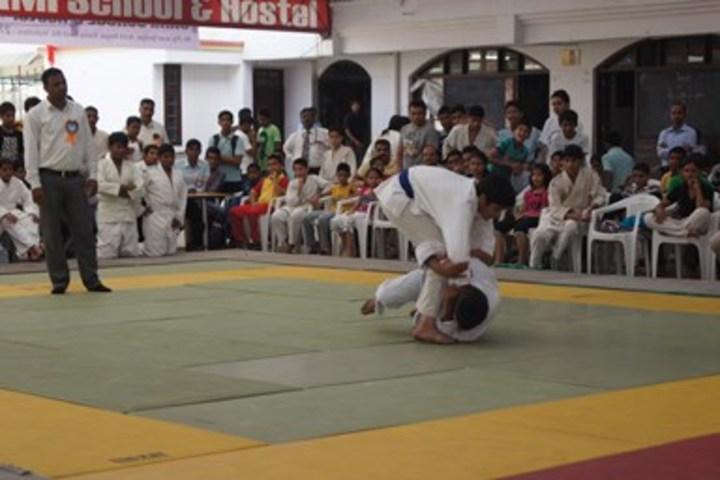 Urmi School-Karate