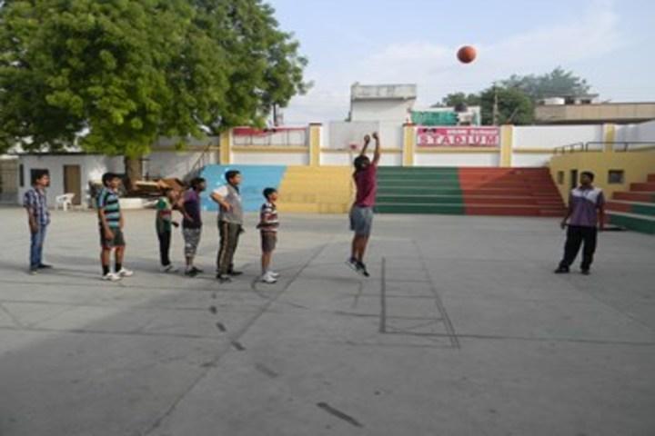Urmi School-Play Area