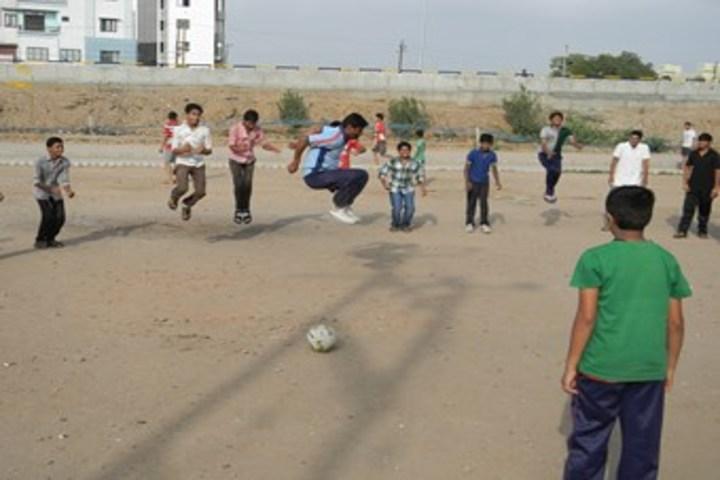 Urmi School-Sports