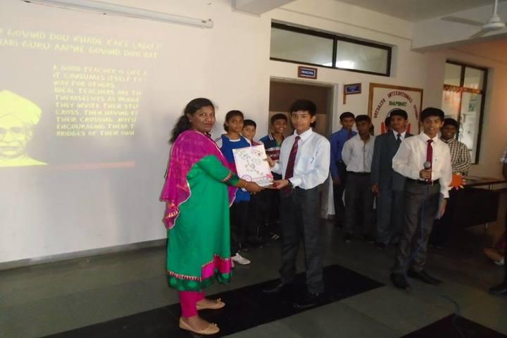 Vatsalya International School-Acheivements