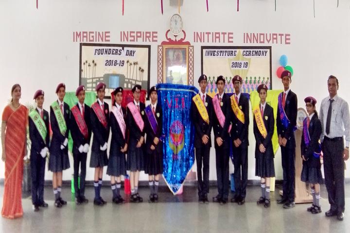 Vatsalya International School-Investiture Ceremony