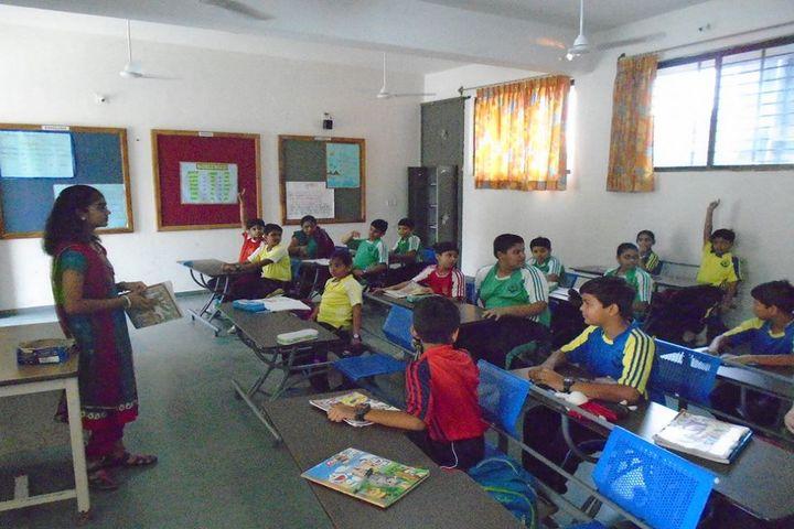 Vatsalya International School-Classroom