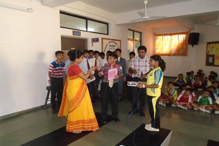 Vatsalya International School-Prize Distribution