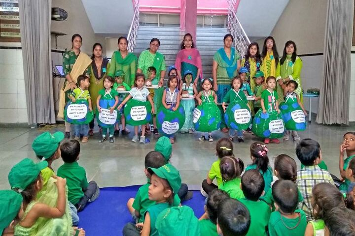 Vatsalya International School-Earthday Event