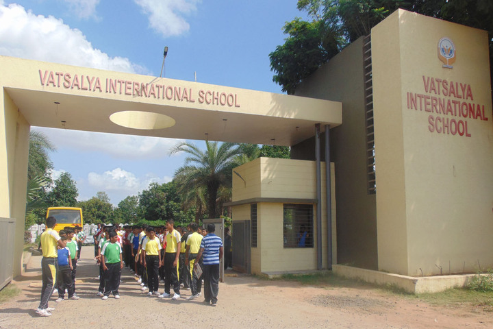 Vatsalya International School-Entrance