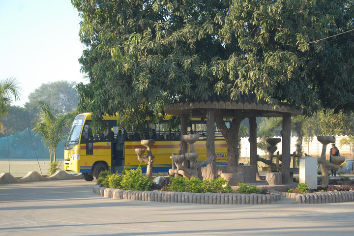 Vatsalya International School-Transport