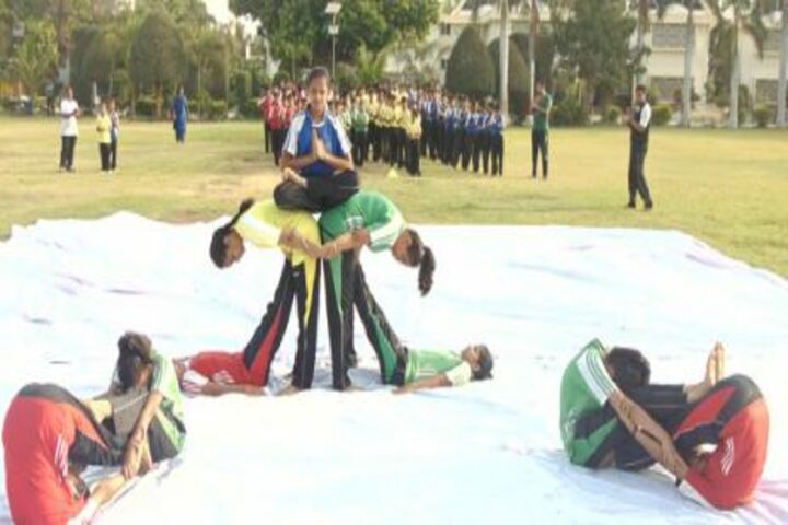 Vatsalya International School-Yoga