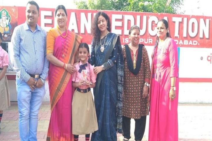 Vedant International School-Annual Prize Distribution