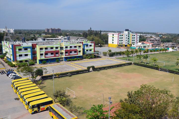 Vibgyor High International School-Campus