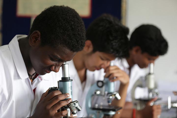 Vibgyor High International School-Lab