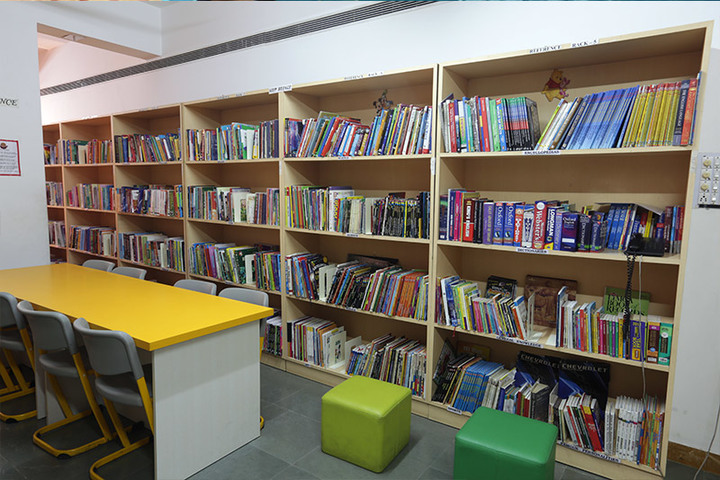 Vibgyor High International School-Library