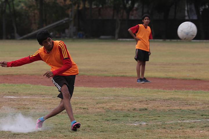 Vibgyor High International School-Sports