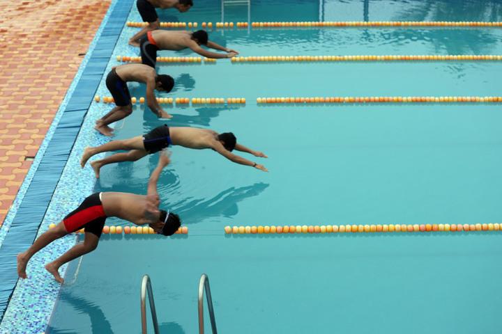 Vibgyor High International School-Swimming