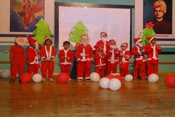 Vibrant International Academy-Christmas Celebrations