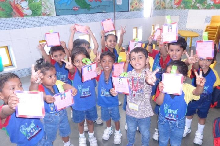 Vibrant International Academy-Classroom Activity