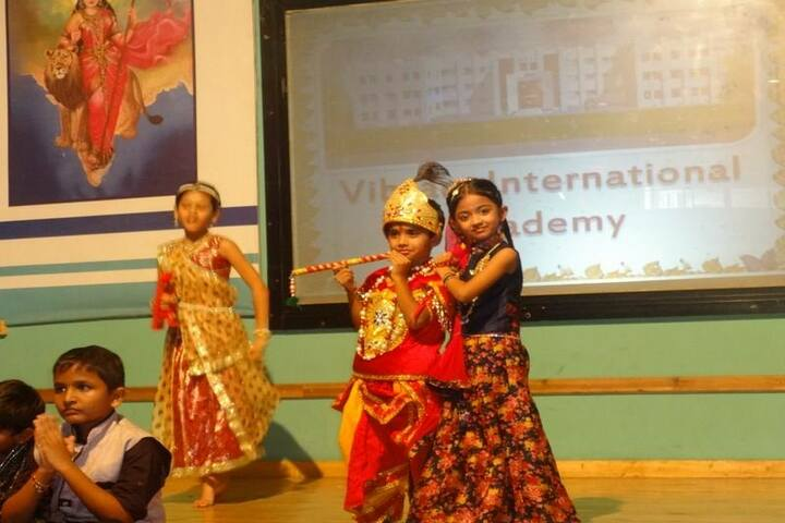 Vibrant International Academy-Krishnastami Celebrations