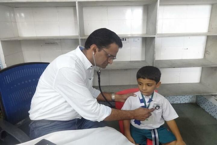 Vibrant International Academy-Medical Camp