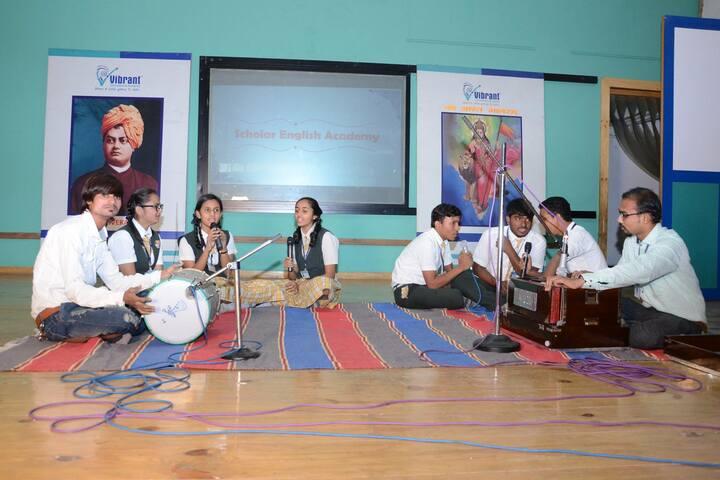 Vibrant International Academy-Music Room