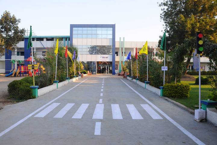 Vibrant International Academy-Campus