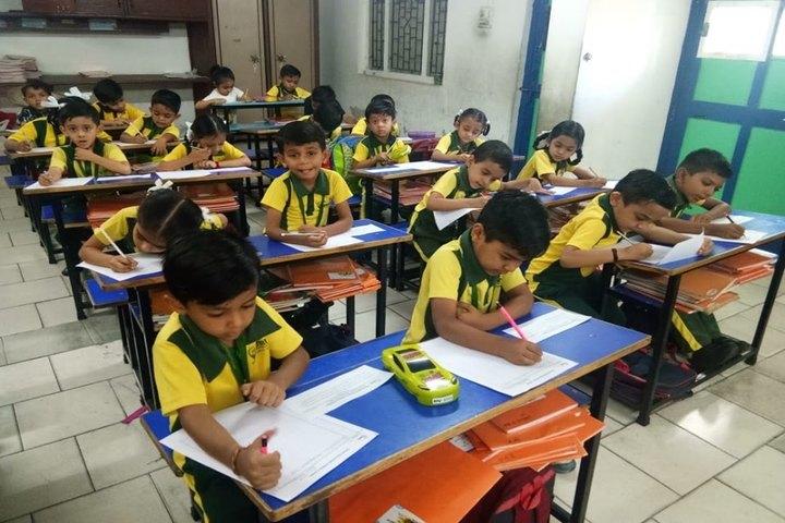Vibrant International Academy-Classroom