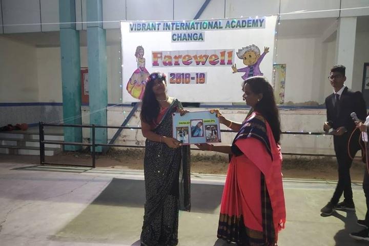 Vibrant International Academy-Farewell