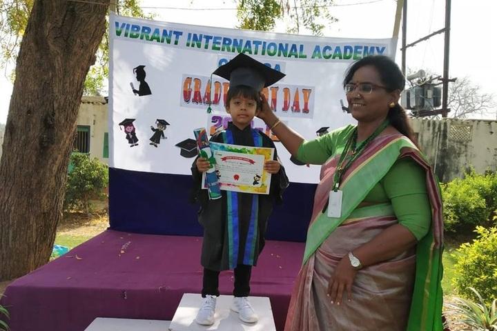 Vibrant International Academy-Graduation Day