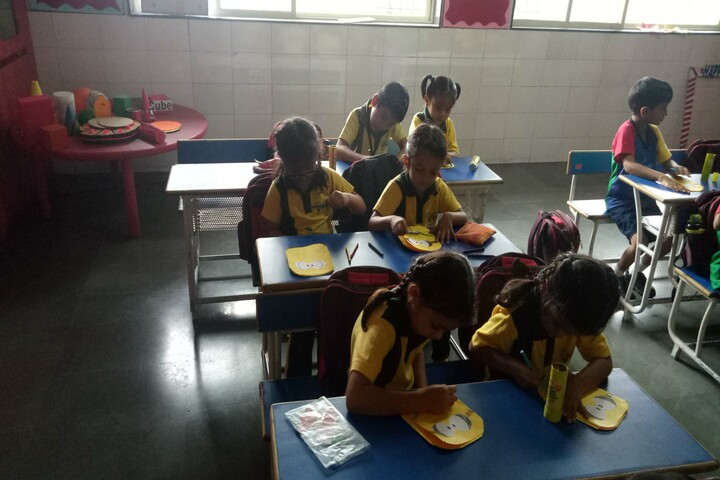 Vibrant School Of Excellence-Booklet Activity
