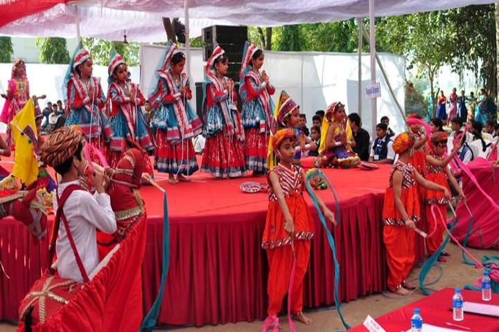 Vibrant School Of Excellence-Cultural Fest