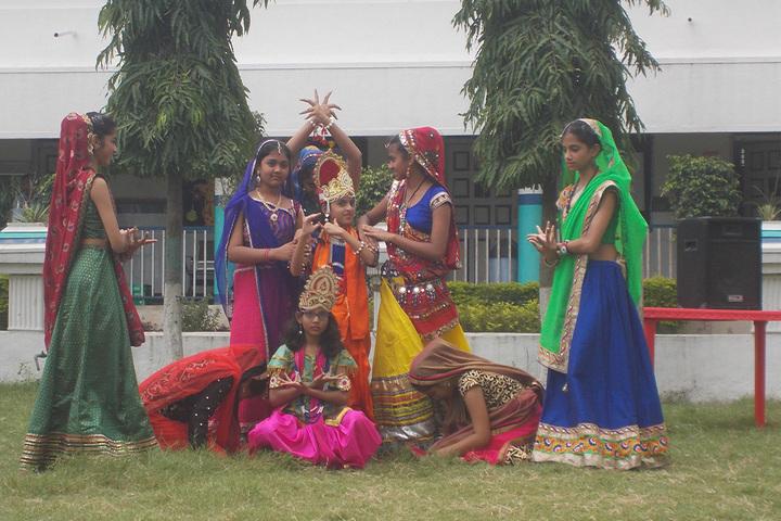 Vibrant School Of Excellence-Krishnastami Celebrations